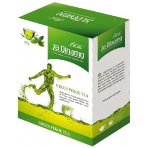 Чай GREEN PEKOE ZaDinamo 90г