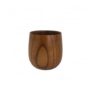 Калебас Selecta для питья мате деревянный 130 мл