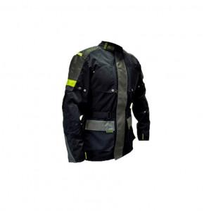 Защитная мотоциклетная куртка Air Bag Jacket Touring Black Talla L черная