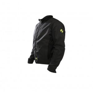 Защитная мотоциклетная куртка Air Bag Jacket Urban Black Talla L черная