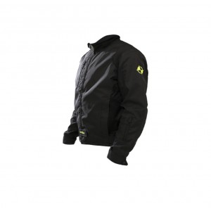 Защитная мотоциклетная куртка Air Bag Jacket Urban Black Talla M черная