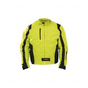 Защитная мотоциклетная куртка Air Bag Jacket Urban HV Talla XL жёлтая