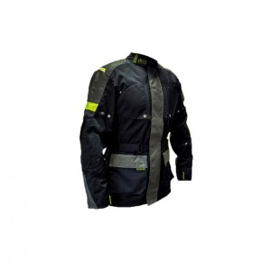 Защитная мотоциклетная куртка Air Bag Jacket Touring Black Talla M черная