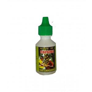 Натуральное чистое масло Копайбы ShamanShop (Balsamum copaive)100% 15 мл