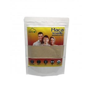 Биодобавка Мака Перуанская желтая порошок Peruvian Natural Products 500 г