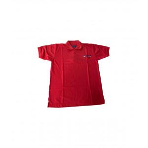 Тенниска унисекс красная IIC размер L