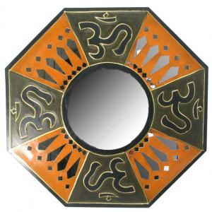 Зеркало декоративное ShamanShop мозаичное