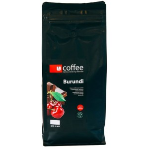 Кофе зерновой Ucoffee Burundi Family Studio 100% Арабика 300 гр.