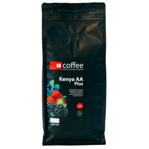 Кофе зерновой Ucoffee  Kenya AA Plus 100% Арабика 300 гр.