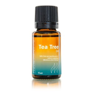 Tea Tree Oil Маслo чайного дерева антибактериальное натуральное, 15 мл, NSP, НСП, США K.3877NSP