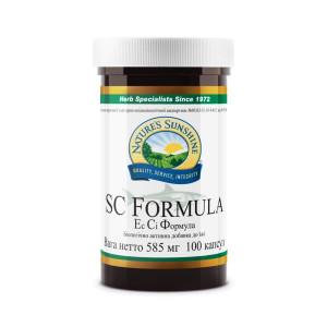 SC Formula Эс Си Формула, НСП, США. Антибактериальное и антигрибковое воздействие, защита суставов. K.1602NSP