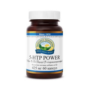 5-HTP Power NSP, 5-Эйч Ти Пи Пауэр (гидрокситриптофан) , НСП, США K.2806NSP