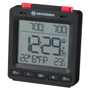 Часы настольные Bresser MyTime Easy II RC Black (8010061CM3000)