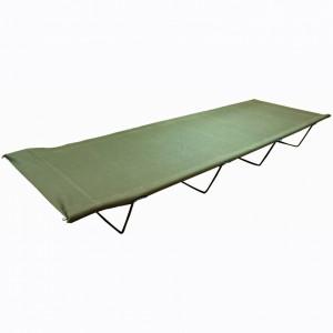 Кровать кемпинговая Highlander Steel Camp Bed Olive (FUR008-OG)